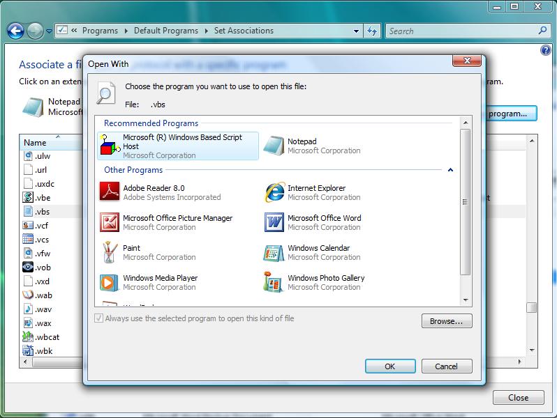 Windows script host ошибка 80070002 - 5c2